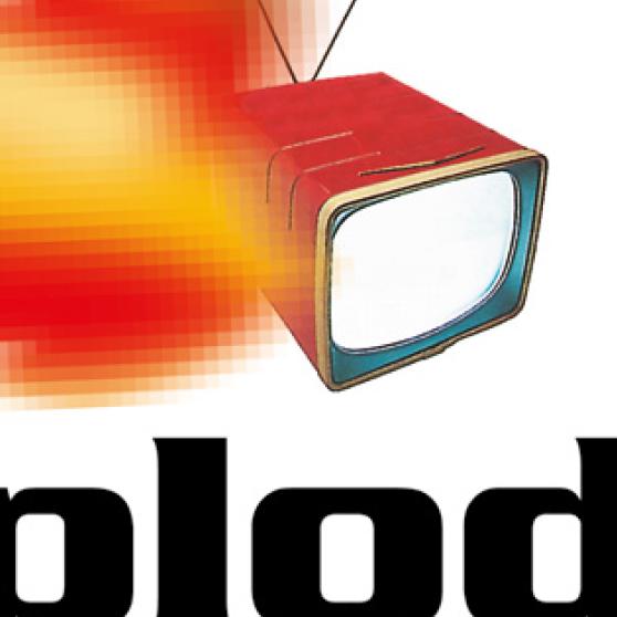 Branding Exploding TV