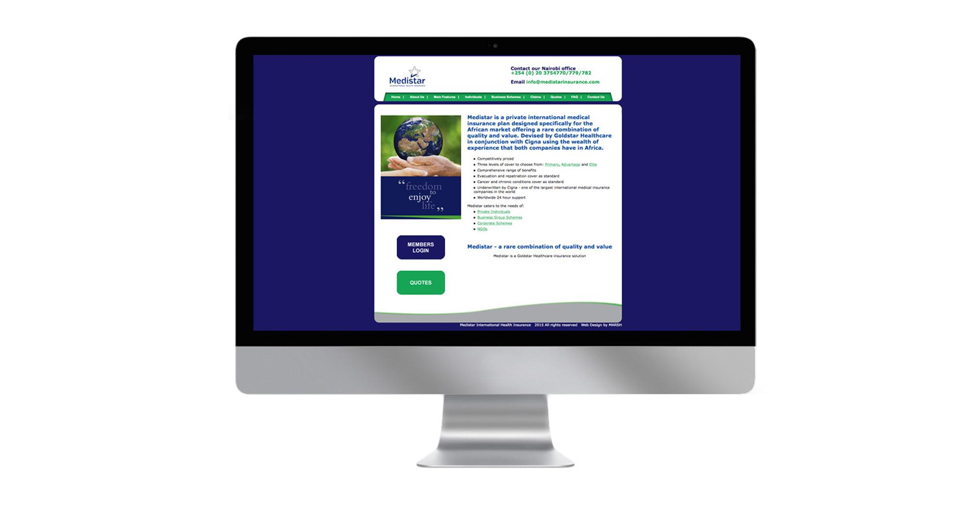 Medistar Insurance
